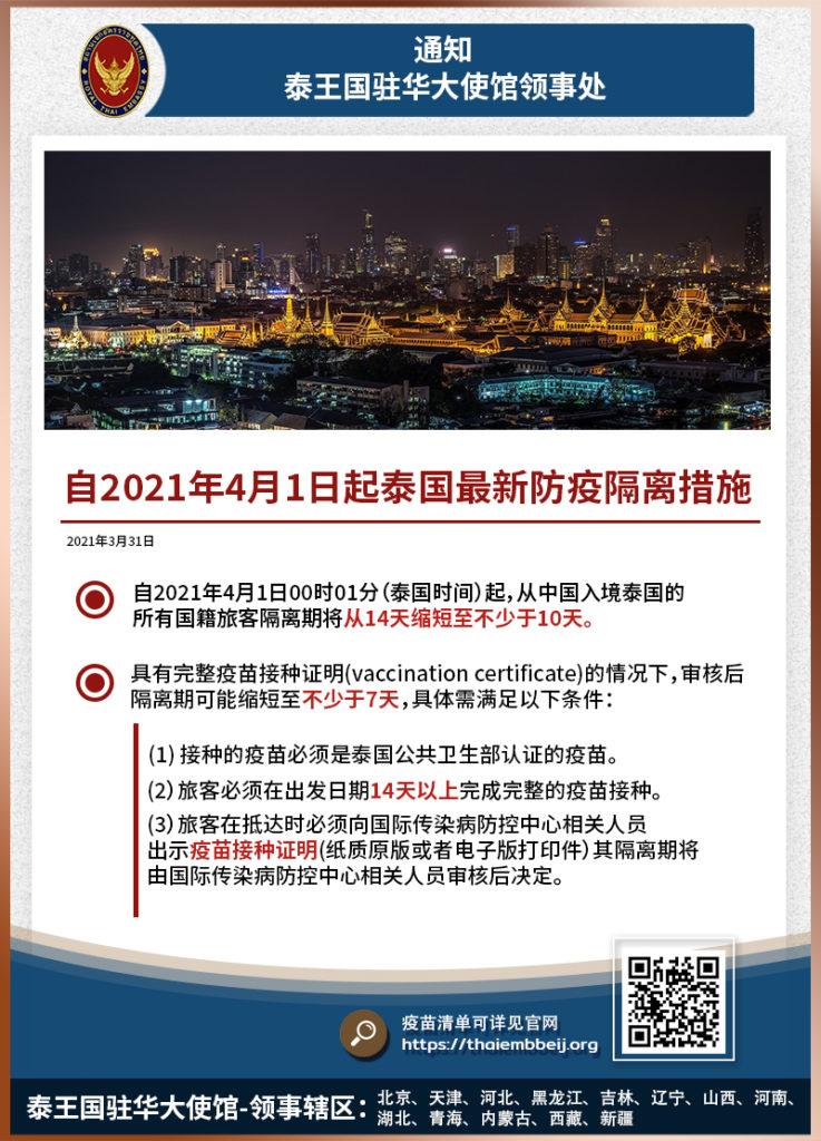 quarantine 10 days chinese