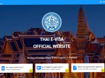 Thai E-VISA